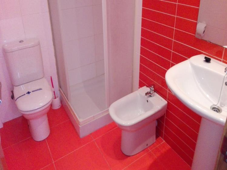 Baño Apartamentos Penyagolosa 3000 Alcoceber