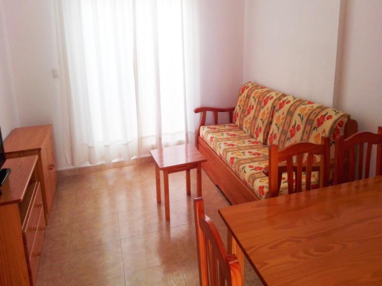 Salón Apartamentos Penyagolosa 3000 Alcoceber
