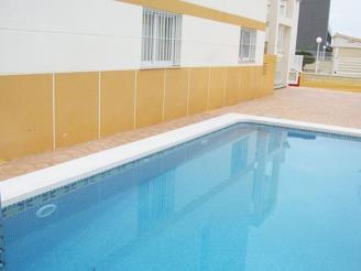 Piscina España Costa Azahar Alcoceber Apartamentos Penyagolosa 3000