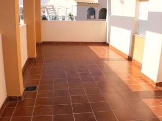 Terraza España Costa Azahar Alcoceber Apartamentos Penyagolosa 3000
