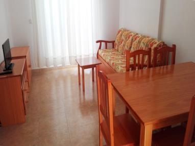Salón España Costa Azahar Alcoceber Apartamentos Penyagolosa 3000