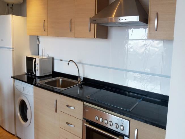 Kitchen Appartements Acropolis 3000 OROPESA DEL MAR