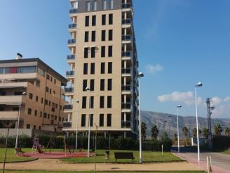 Fachada Verano España Costa Azahar Oropesa del mar Apartamentos Acropolis 3000