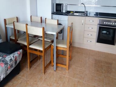 Cocina España Costa Azahar Oropesa del mar Apartamentos Acropolis 3000