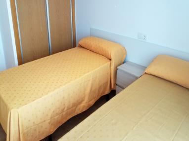 Dormitorio España Costa Azahar Oropesa del mar Apartamentos Acropolis 3000