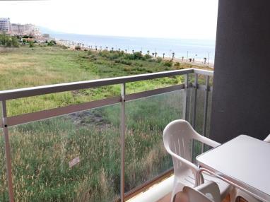Terraza España Costa Azahar Oropesa del mar Apartamentos Acropolis 3000
