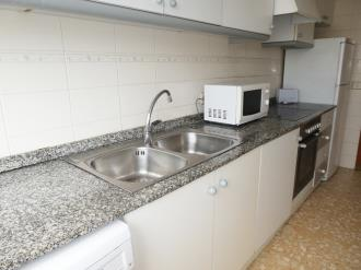 Kitchen Espagne Costa de Valencia GANDIA Appartements Gandía Grau y Playa 3000