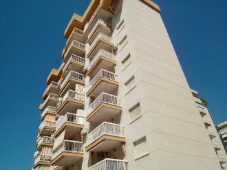 Fachada Verano España Costa de Valencia Gandia Apartamentos Gandía Grau y Playa 3000
