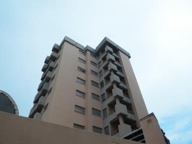 Fachada Invierno España Costa de Valencia Gandia Apartamentos Gandía Grau y Playa 3000