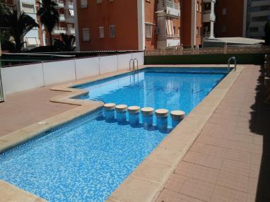 Piscina España Costa de Valencia Gandia Apartamentos Gandía Grau y Playa 3000