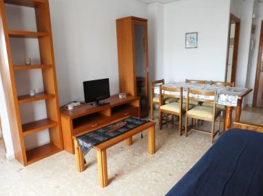 Salón comedor España Costa de Valencia Gandia Apartamentos Gandía Grau y Playa 3000