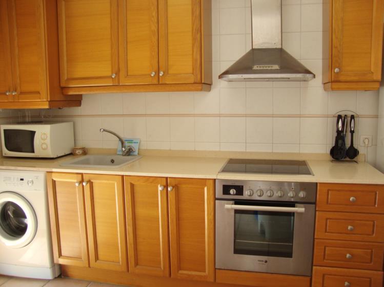 Cocina Apartamentos Tierra de Irta 3000 Peñiscola