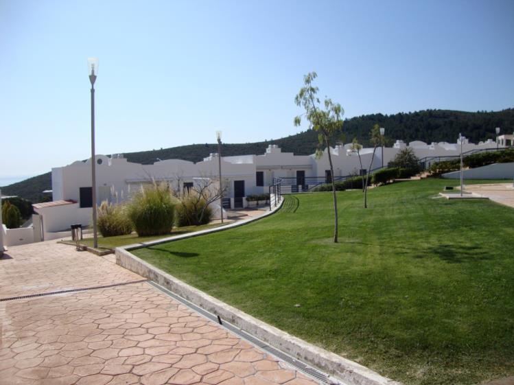 Jardín Apartamentos Tierra de Irta 3000 Peñiscola