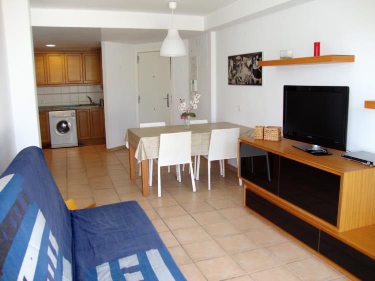 Salón Apartamentos Tierra de Irta 3000 Peñiscola