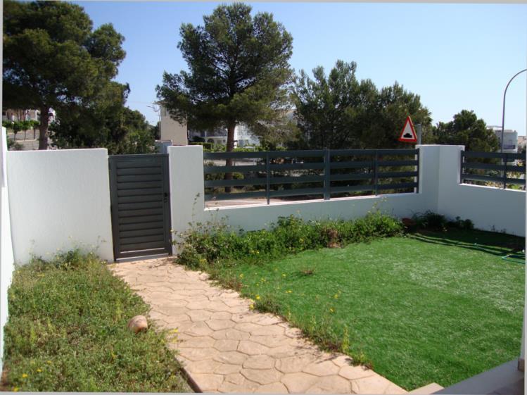 Terraza Apartamentos Tierra de Irta 3000 Peñiscola