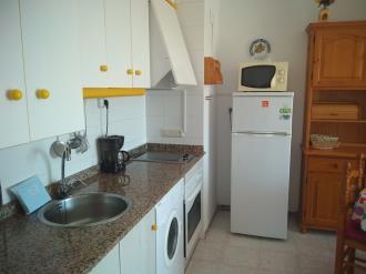 Kitchen Espagne Costa del Azahar PENISCOLA Appartements Tierra de Irta 3000