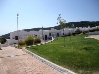 Jardín España Costa Azahar Peñiscola Apartamentos Tierra de Irta 3000