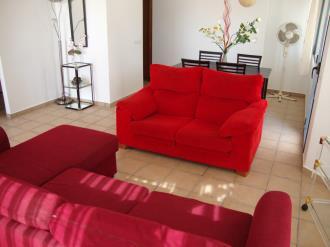 Salón España Costa Azahar Peñiscola Apartamentos Tierra de Irta 3000