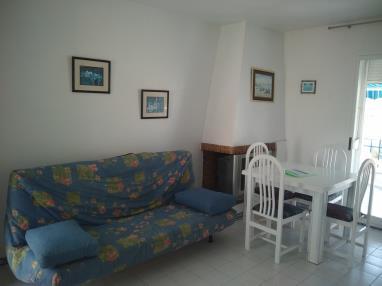 Salón comedor España Costa Azahar Peñiscola Apartamentos Tierra de Irta 3000