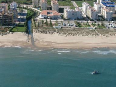 Playa de Daimús España Costa de Valencia Daimuz