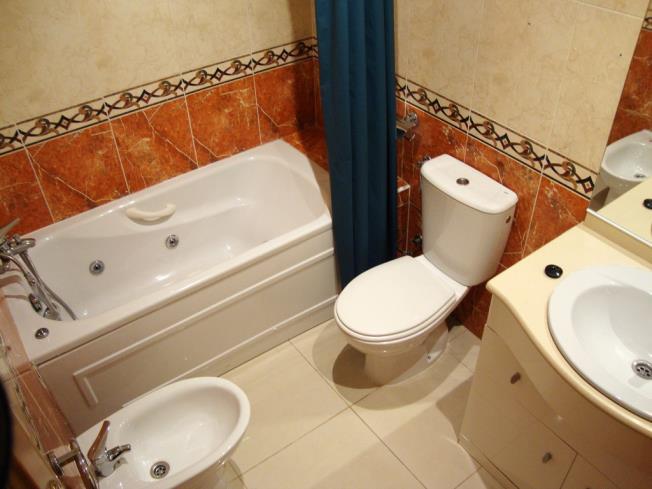 Baño Apartamentos Vistamar Marina Dor 3000 Oropesa del mar
