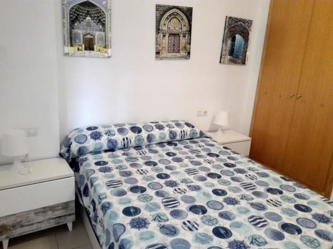 Dormitorio Apartamentos Vistamar Marina Dor 3000 Oropesa del mar