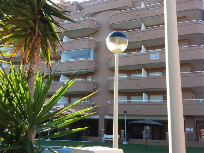 Fachada Invierno Apartamentos Vistamar Marina Dor 3000 Oropesa del mar