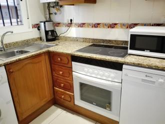 Kitchen Espagne Costa del Azahar OROPESA DEL MAR Appartements Vistamar Marina Dor 3000