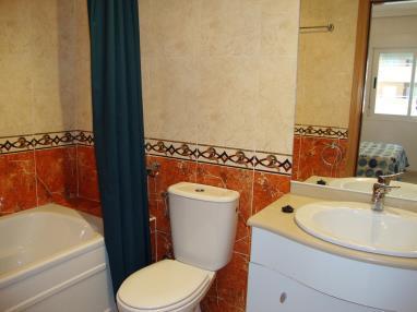 Baño España Costa Azahar Oropesa del mar Apartamentos Vistamar Marina Dor 3000