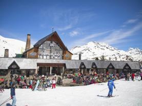 Panticosa esquí Sallent de gallego Pirineo Aragonés España
