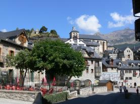 Pueblo Sallent SALLENT DE GALLEGO Aragonese Pyrenees Spain