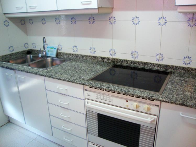 Kitchen Appartements Olimpo 3000 PENISCOLA