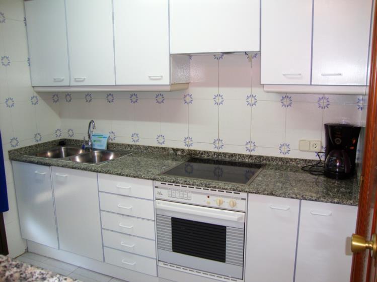 Cocina Apartamentos Olimpo 3000 Peñiscola