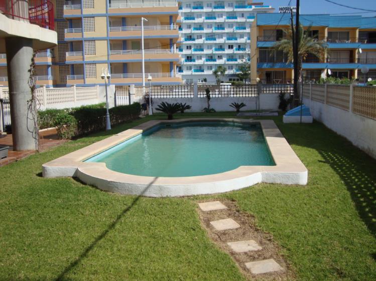 Piscina Apartamentos Olimpo 3000 Peñiscola