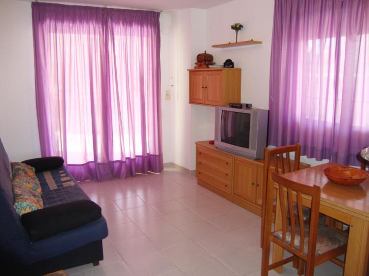 Salón Apartamentos Olimpo 3000 Peñiscola