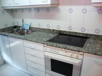 Kitchen Espagne Costa del Azahar PENISCOLA Appartements Olimpo 3000