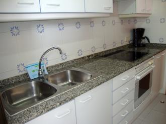 Kitchen Espagne Costa del Azahar PENISCOLA Appartaments Olimpo 3000