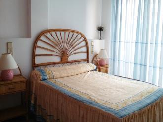 chambre Espagne Costa del Azahar PENISCOLA Appartements Olimpo 3000