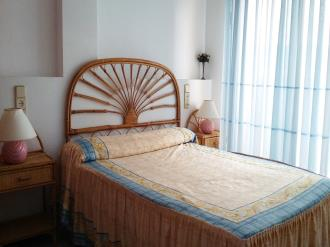 Dormitorio España Costa Azahar Peñiscola Apartamentos Olimpo 3000