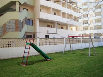 Jardín España Costa Azahar Peñiscola Apartamentos Olimpo 3000