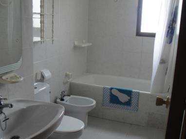 Baño España Costa Azahar Peñiscola Apartamentos Olimpo 3000