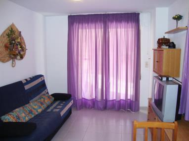 Salón España Costa Azahar Peñiscola Apartamentos Olimpo 3000