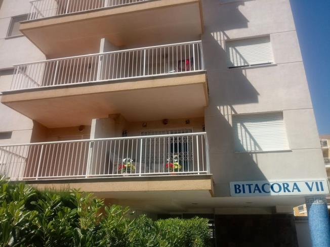 Fachada Verano Apartamentos Gandía Playa 3000 Gandia