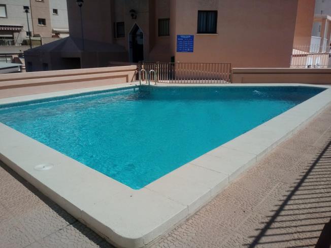 Piscina Apartamentos Gandía Playa 3000 Gandia