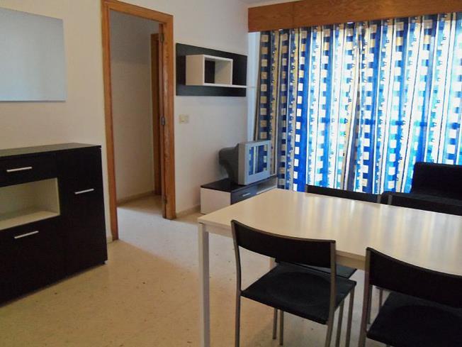 Salón comedor Apartamentos Gandía Playa 3000 Gandia