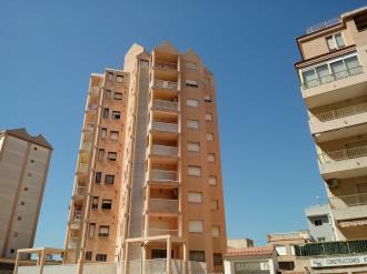 Façade Summer Espagne Costa de Valencia GANDIA Appartements Gandía Playa 3000