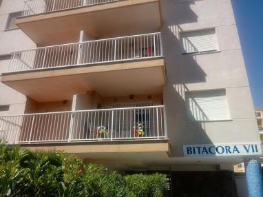 Fachada Verano España Costa de Valencia Gandia Apartamentos Gandía Playa 3000