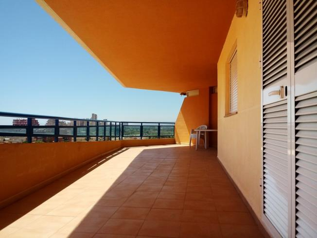 Balcón Apartamentos Tavernes Gandía 3000 Tavernes de la Valldigna