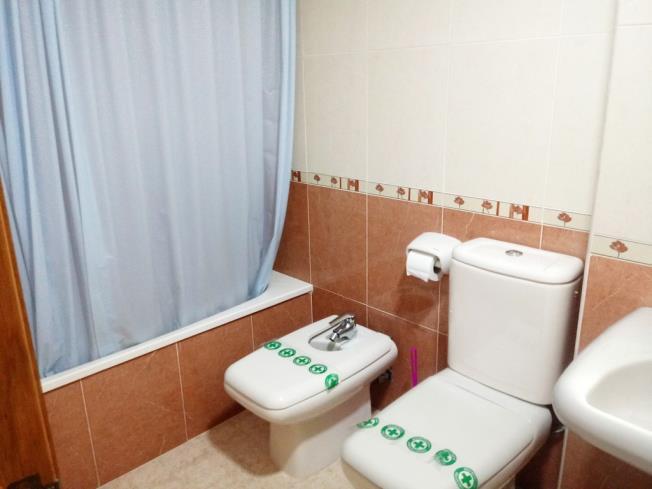 bain Appartements Tavernes Gandía 3000 TAVERNES DE LA VALLDIGNA