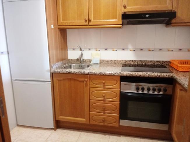 Kitchen Appartements Tavernes Gandía 3000 TAVERNES DE LA VALLDIGNA